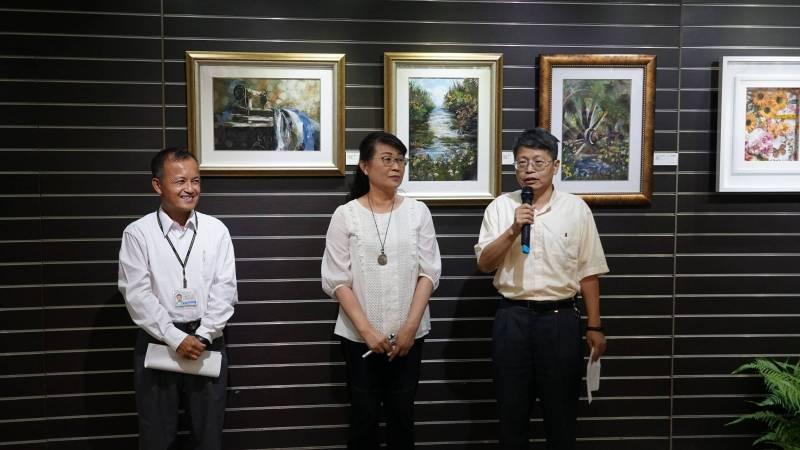 國立自然科學博物館-鄭添益主任秘書致詞