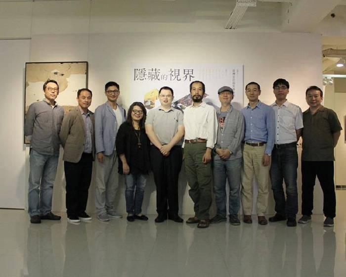 深入內在的詩意思考「臺灣當代抽象藝術展 首部曲」探索八位藝術家的創作