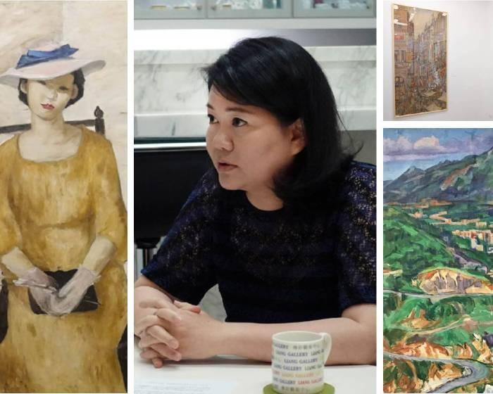 尊彩藝術中心二十五週年特別企劃 ──「藝壇情與義」專訪總經理陳菁螢女士