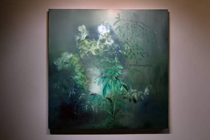 李瑞,《捎給秋葉的暮雨》,2014