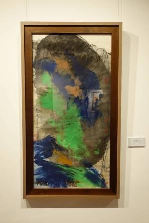 拔地青蒼五千仞,2001年。