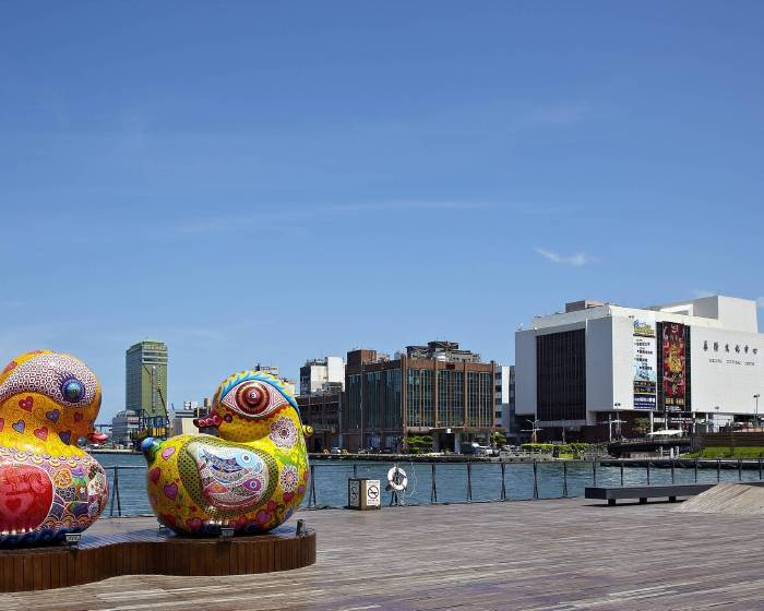 印象畫廊【2013 基隆海洋廣場環境裝置】