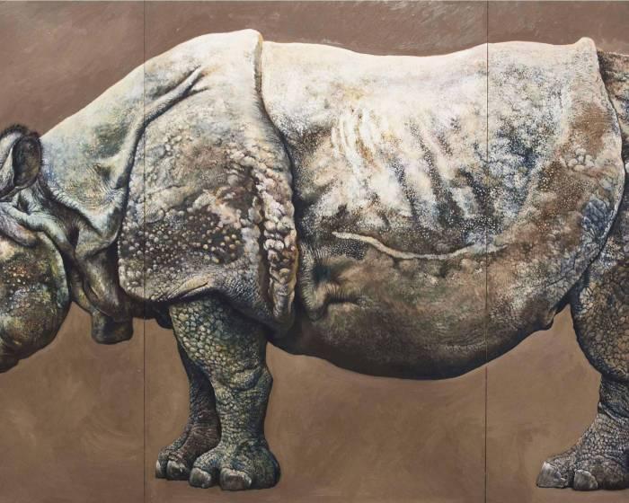 谷居 Gu Ju:【生命的痕跡】解剖幻想與現實的小田隆