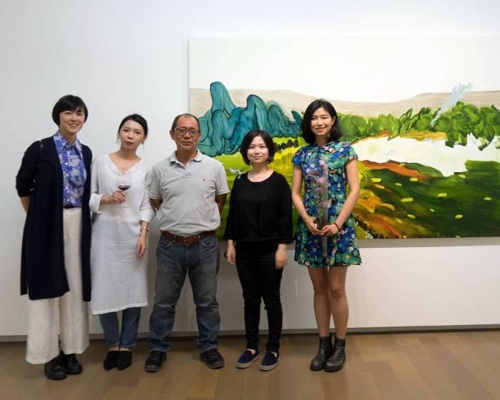 跨世代建構的藝術社會場域 誠品畫廊展出《蘇旺伸和他的青年朋友們》