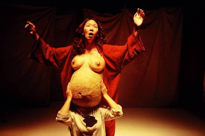 2006_爆米香_新加坡Esplanade Studio Theatre