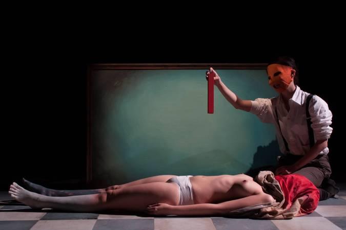 2012_美麗的殘酷_國家戲劇院實驗劇場