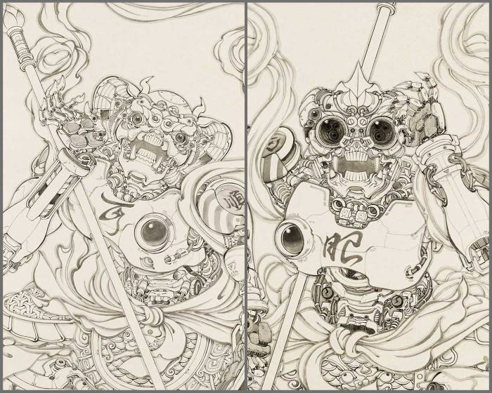 「 古代載體上的當代想像力」──認識新銳藝術家許凱翔