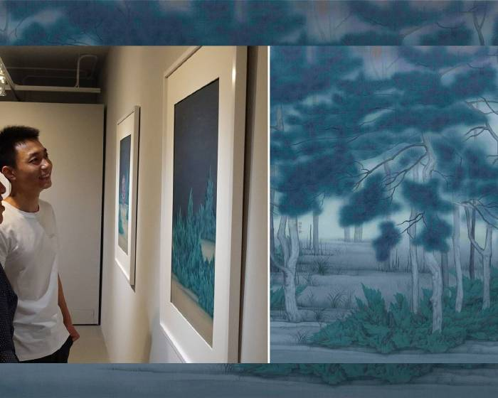 新式水墨的發展與多元論述 索卡藝術展出「外物-楊鴻個展」