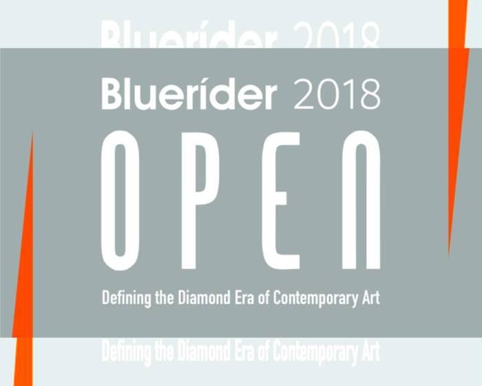 Bluerider Open-台灣青年藝術家發光計劃 松山文創園區特展