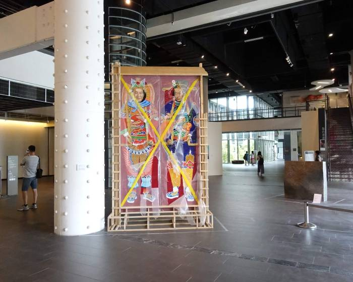 國立台灣美術館:「一O七年全國美術展 」-雕塑類作品精選