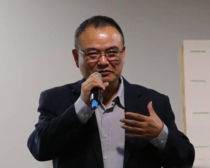 文化部政務次長 由國立臺灣美術館館長蕭宗煌接任