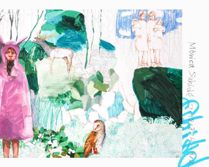 伊日藝術 YIRI ARTS:【最後的孩子 The Last Child 】莫妮卡·蘇畢迭 個展 Mònica Subidé Solo Exhibition