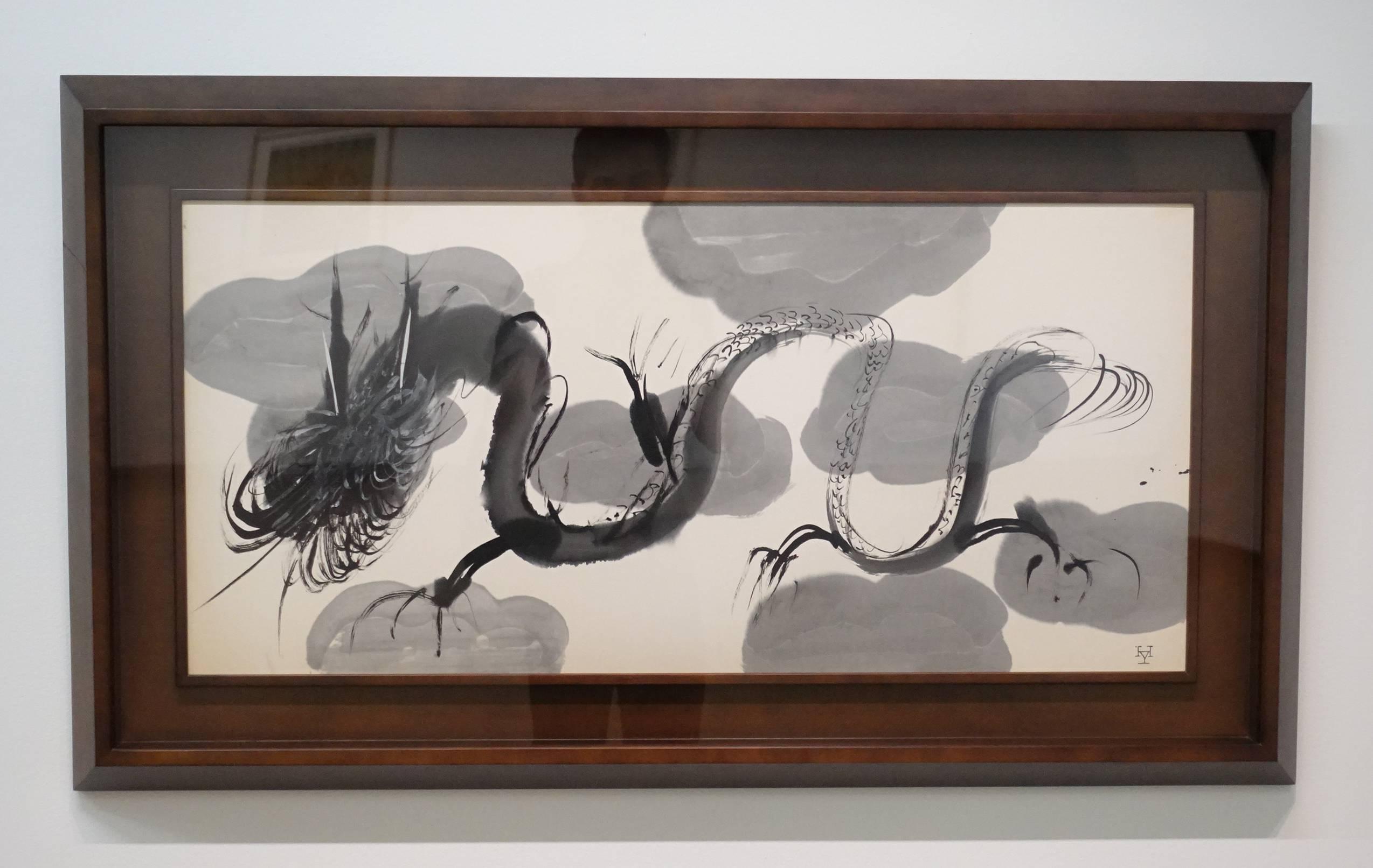 夏陽,雲從龍,1991年,