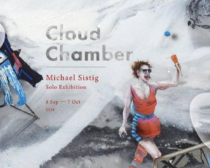 也趣藝廊 AKI Gallery【也趣藝廊 Michael Sistig 個展    雲室 Cloud Chamber】