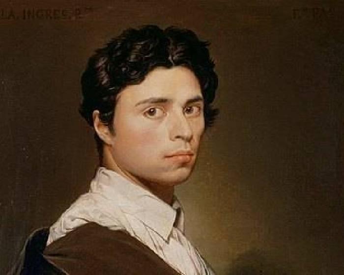 08月29日 Jean Auguste Dominique Ingres 生日快樂!