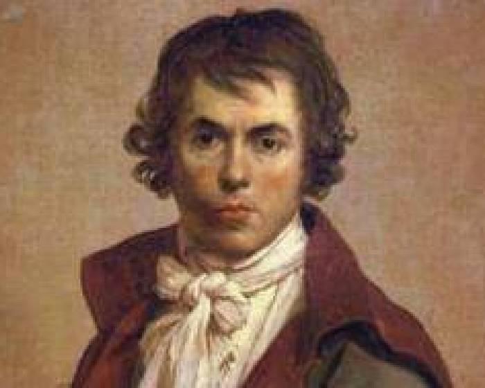 08月30日 Jacques Louis David 生日快樂!