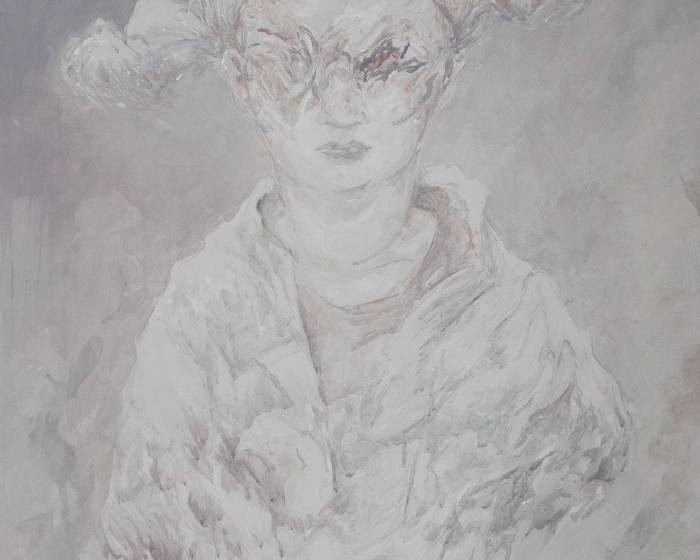 金車文教基金會【朱詠安–繪畫創作展】人與人的痕跡蔓延
