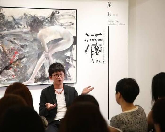 藝時代畫廊:【勾勒生命在紅塵中的真假虛實 梁月-「活著」油畫創作個展】