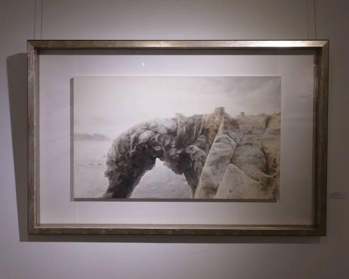 藝遇藝術中心:《汲境》陳建焜水墨個展