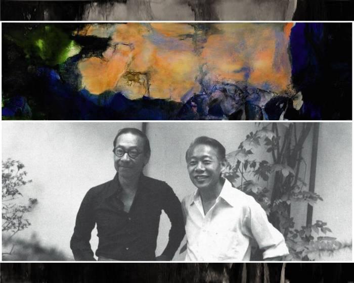 趙無極平生創作尺幅最大作 香港蘇富比秋拍預估價3.5億港幣