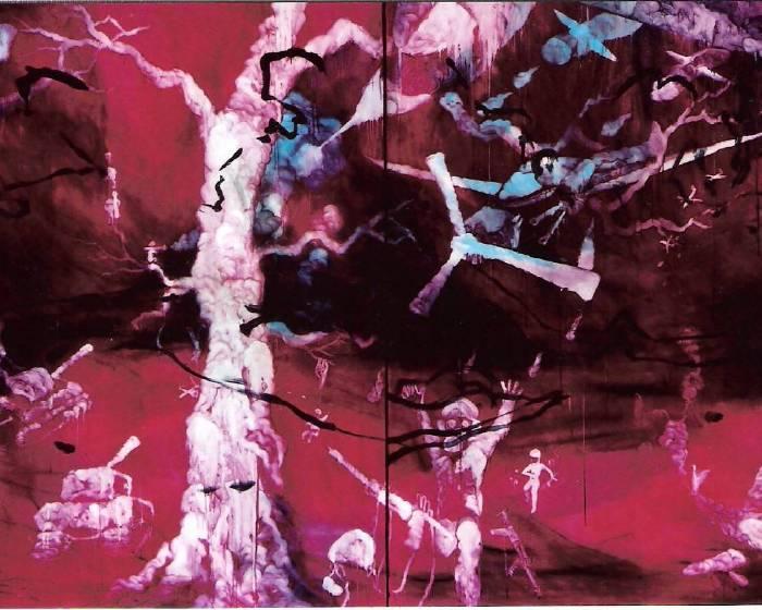 印象畫廊【2008常陵個展】