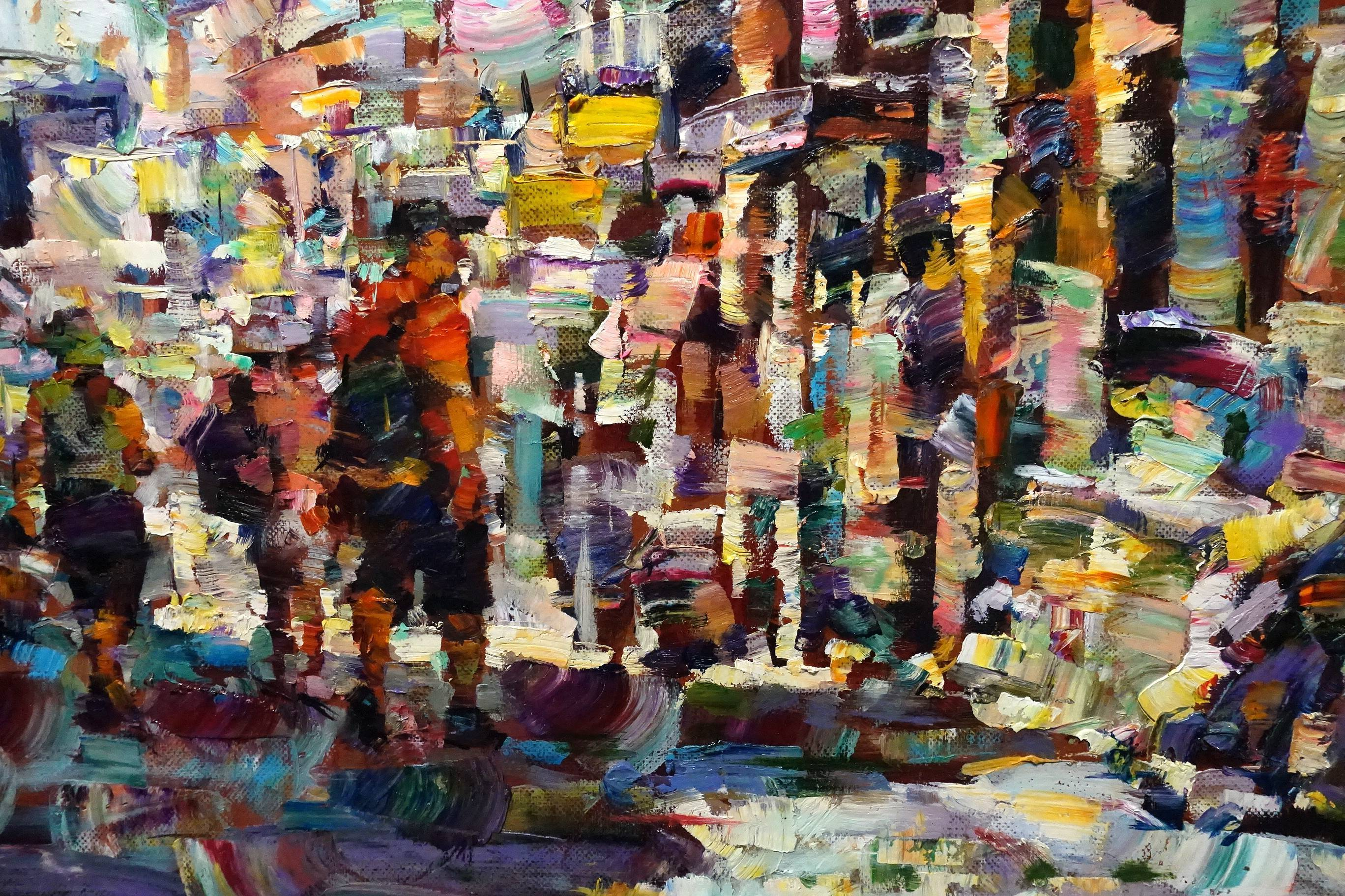 翁明哲作品《亞維拉之拱》,2018年。