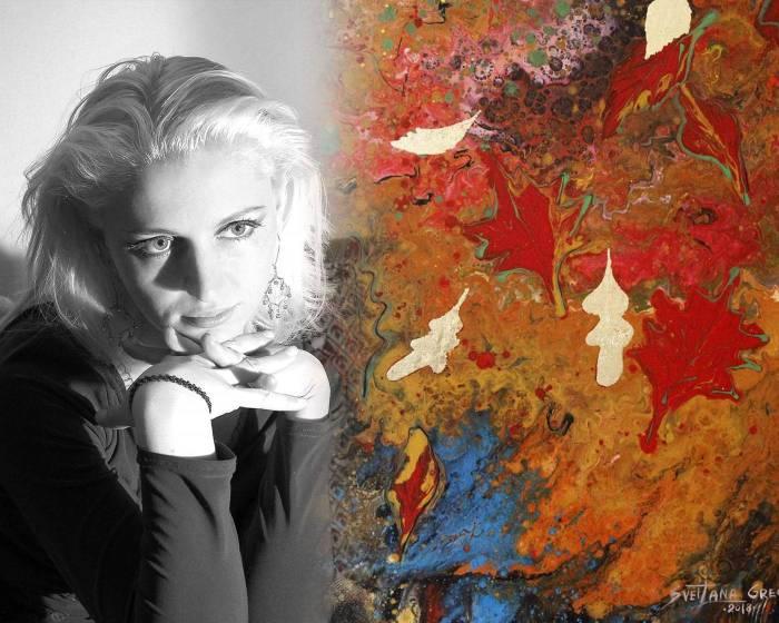 〈候選人系列〉之零 :「不是每位藝術創作者都得要成為大師」畫家葛拉娜(Svetlana Grecova)