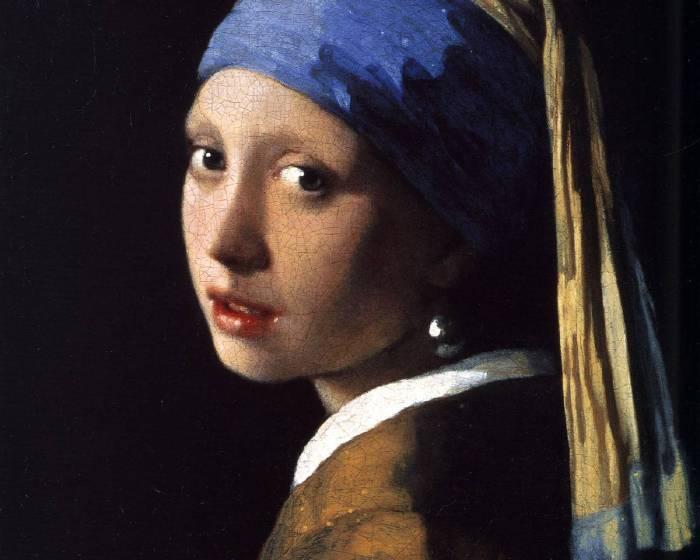 藝術解謎 維梅爾《戴珍珠耳環的少女》並不只是少女?