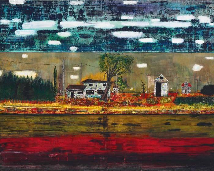 「他的作品很有戲」 - 當代繪畫藝術家彼得・多伊格(Peter Doig)