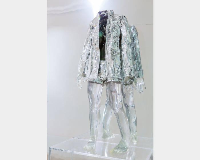2016「雲•想•藝」金屬雕塑新秀平行展-張伯豪 【空氣稀薄】