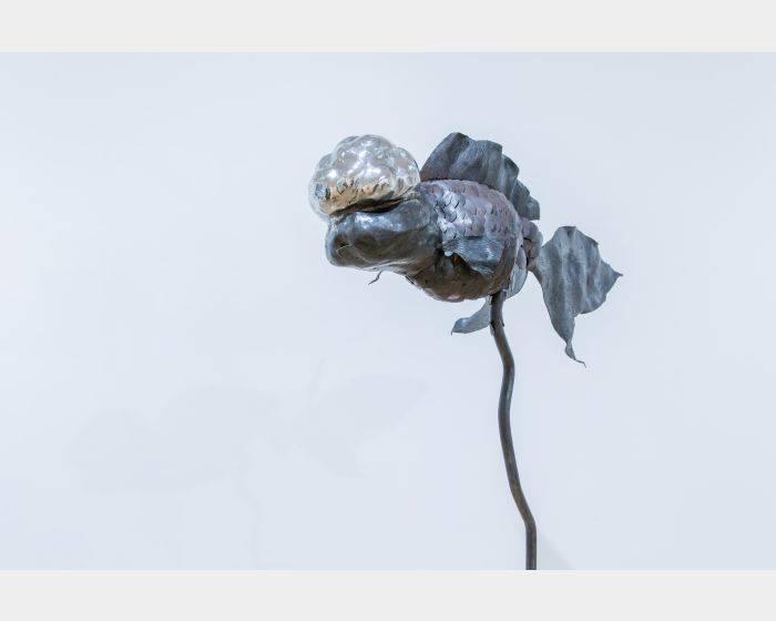 2016「雲•想•藝」金屬雕塑新秀平行展-吳惠婷 【展現自我】