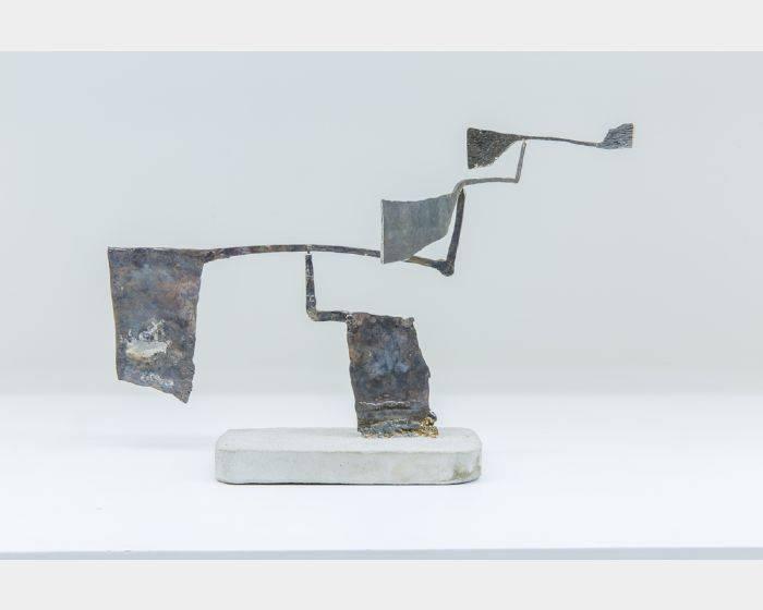 2016「雲•想•藝」金屬雕塑新秀平行展-林哲敬 【松】