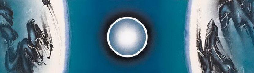 劉國松-光環