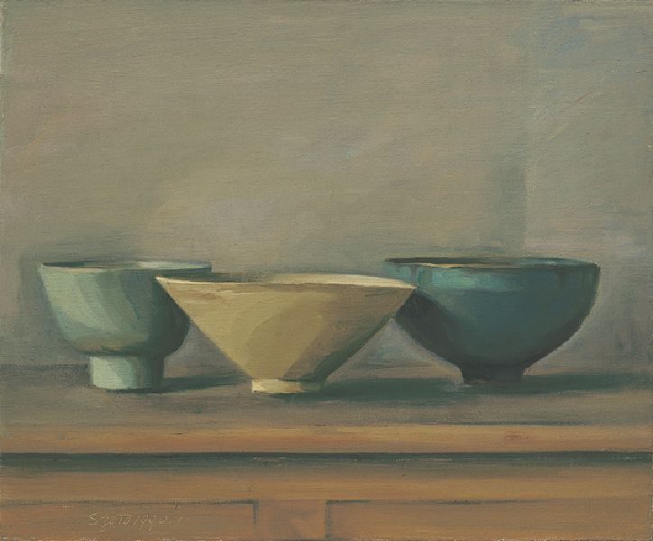 司徒立-三隻碗