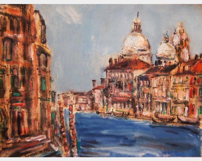 張萬傳-威尼斯