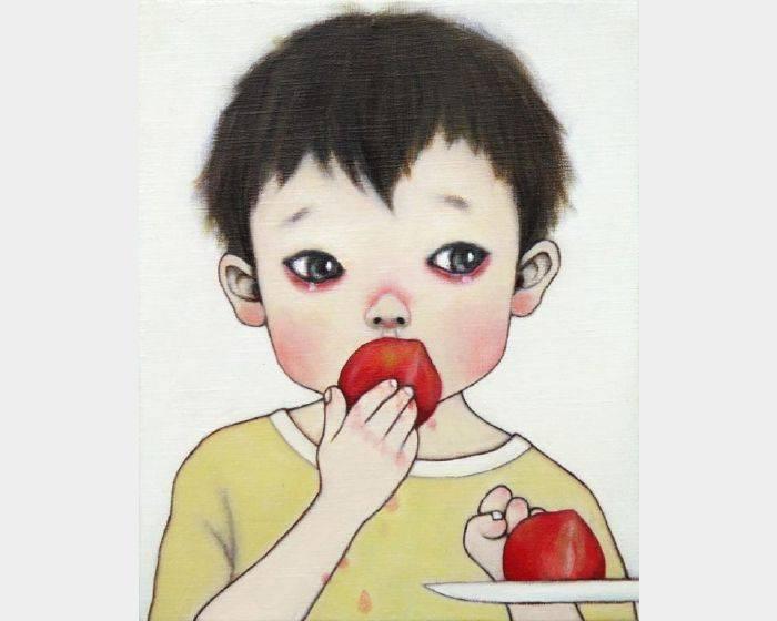 飯田桐子-紅果