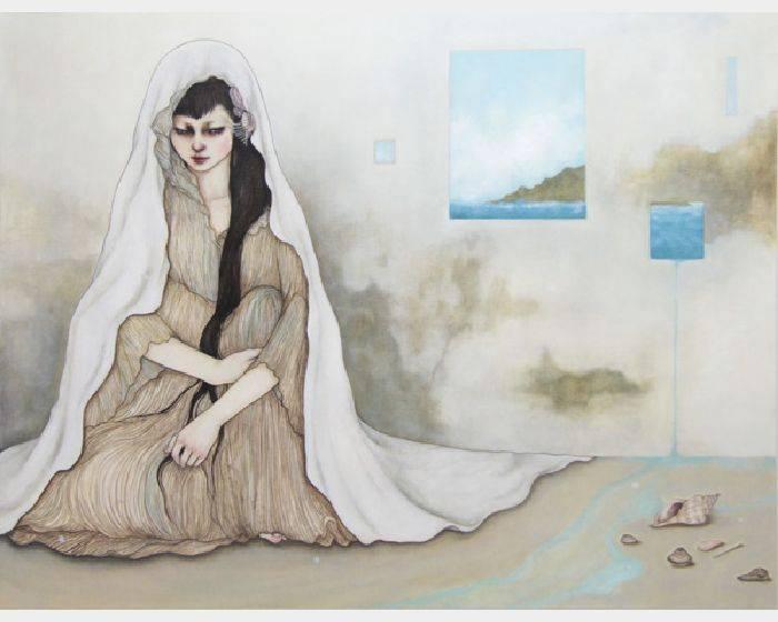 飯田桐子-海邊寓言1