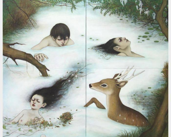 飯田桐子-靜止的水面1