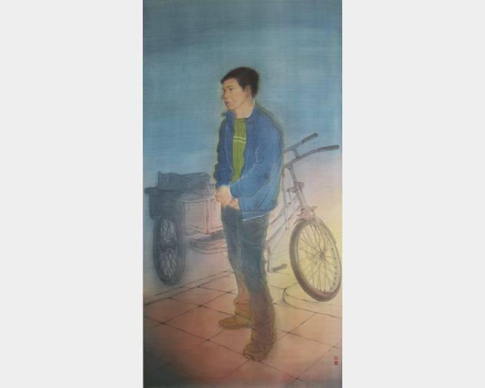 鄭 揚-離鄉背井