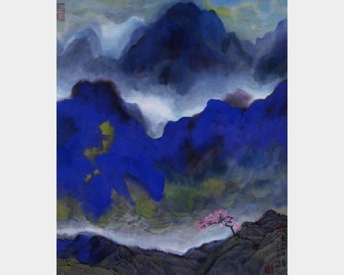 于傳騏-藍山四季 春