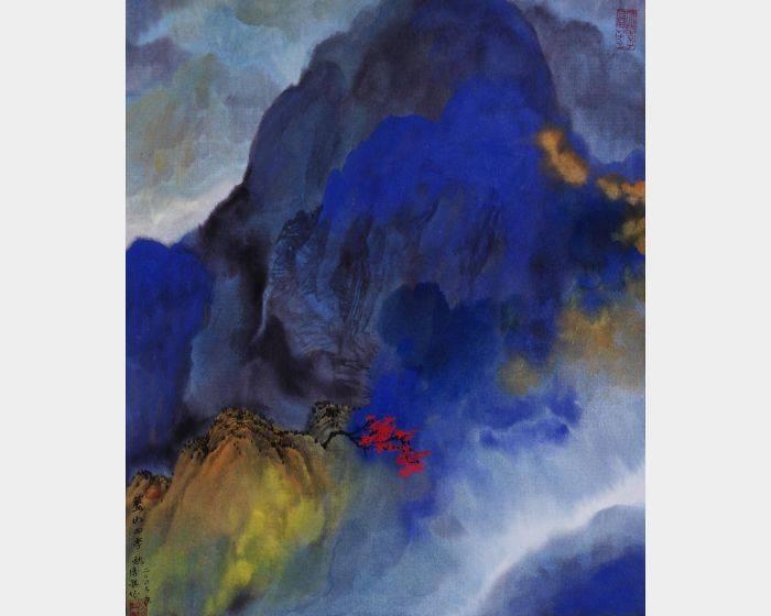 于傳騏-藍山四季 秋