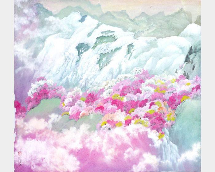 于傳騏-粉嶺春色
