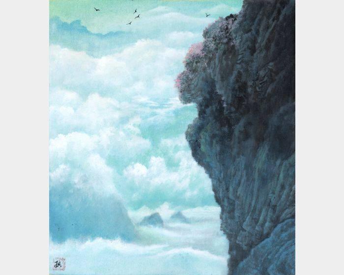于傳騏-雲山蒼蒼系列
