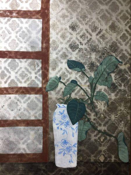 葉采薇-十年前的光-樓梯間