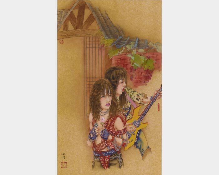 劉彥-槍砲玫瑰