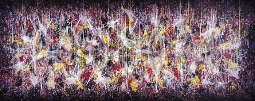 楊仁明-不安定的聯結-推敲的聯結