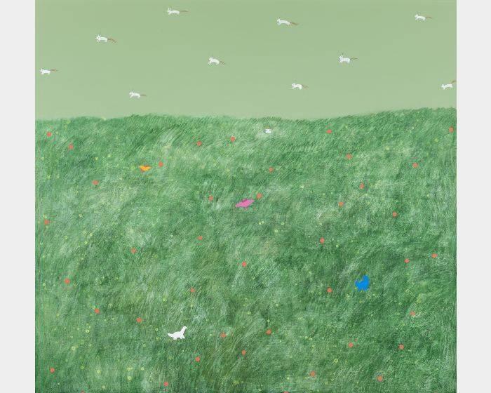 羅喬綾- 貼紙恐龍的家