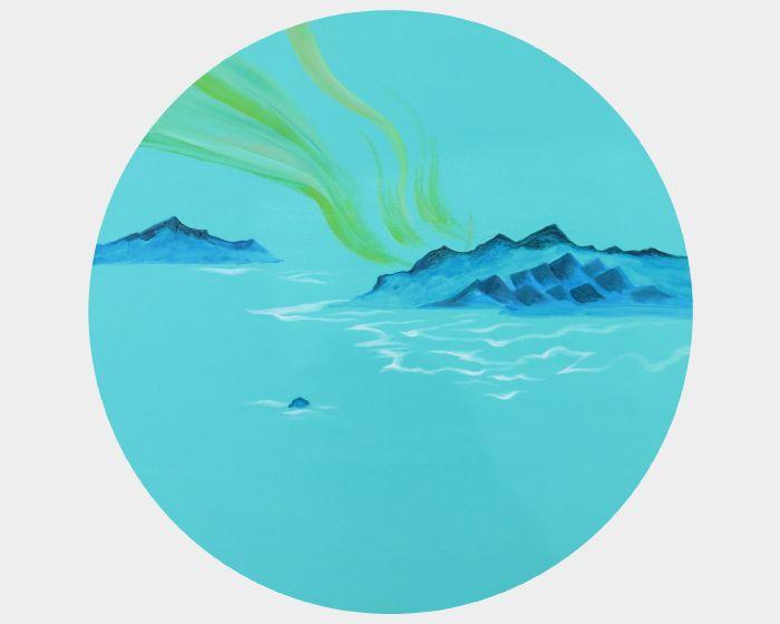 陳依純-融化的山水