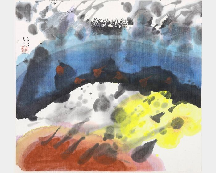 李重重-雲水