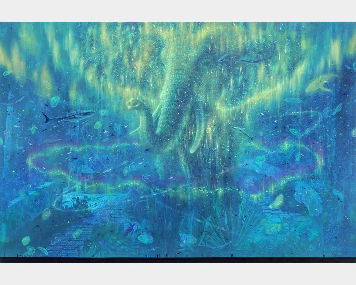 嚴靖傑-漂流系列:宇宙海洋觀測站